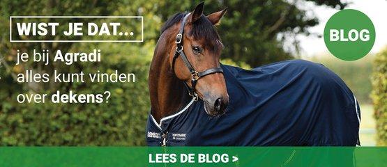 Blog: Wist je dat... Je bij Agradi alles kunt vinden over paardendekens?