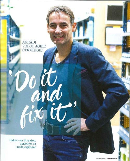 Twinkle interview Agradi 2016 Oskar van Straaten