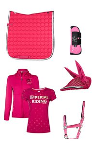 Imperial Riding Set Fuchsia