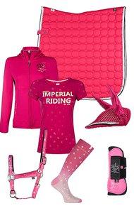 Imperial Riding Set Fuchsia
