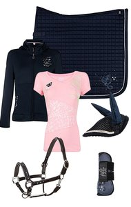 Imperial Riding Set Navy