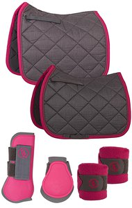 BR Melange Exclusive Set Grey/Pink