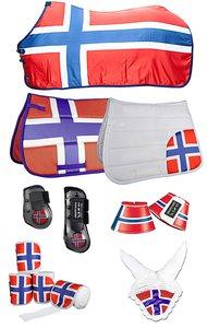 HKM Set Vlag Noorwegen