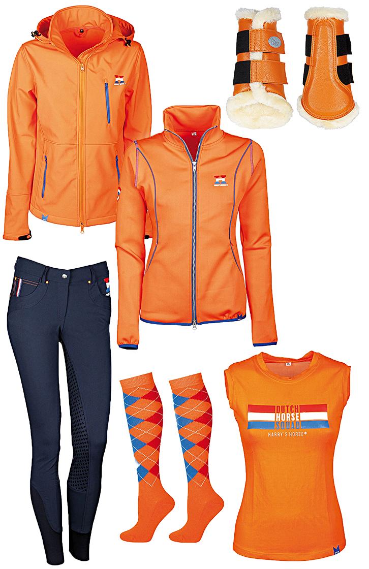 Harry's Horse Dutch Orange
