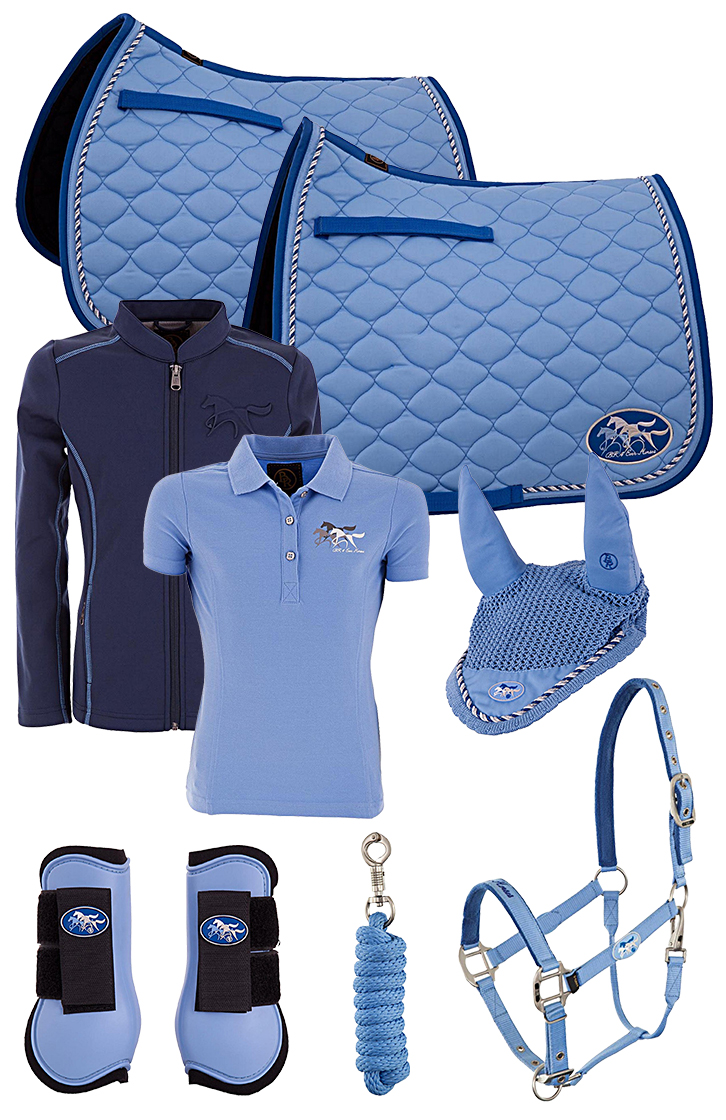 BR 4-Ever Horses Set Ice Blue SS18
