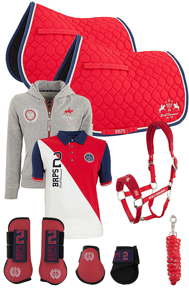 BR Set Royal Red SS18