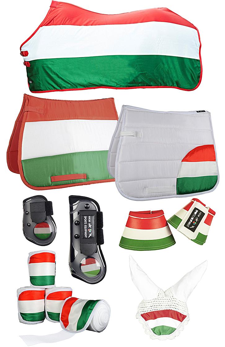 HKM Set Vlag Hongarije